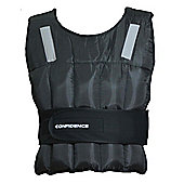 Confidence 10Kg Adjustable Training Exercise Weight Vest Bodyrip For Homegym