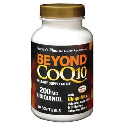 Beyond CoQ10 200mg Ubiquinol, 60