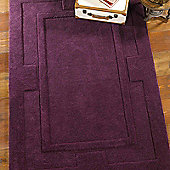 Sierra Apollo Rugs in Purple 75x150cm