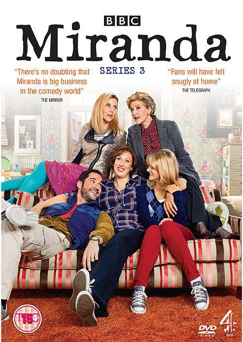 Miranda Series 3 (DVD Boxset)