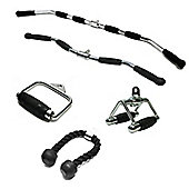 Bodymax Pro Cable Attachment Set 3