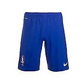 2014-15 South Korea Nike Home Shorts (Blue) - Blue
