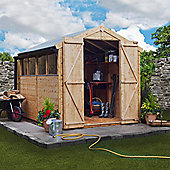 BillyOh 4000 8 x 6 Tongue & Groove Apex Shed