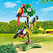 Playmobil City Life Zoo Tropical Birds
