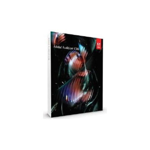ADOBE - BOXED PRODUCTS - UPG AUDITION CS6 F/AUDT/SBTH - U5 MAC EN