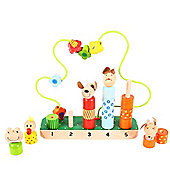 Bigjigs Toys BB048 Counting Animals