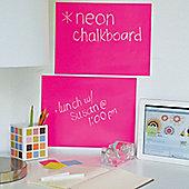 Neon Pink Chalkboard - 2 Pack