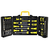 Rolson 60pc Screwdriver Bit & Socket Set