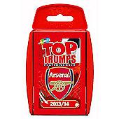 Top Trumps Arsenal 2013/ 2014