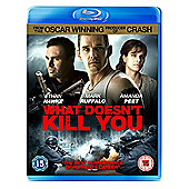 What Doesn'T Kill You -Bluray