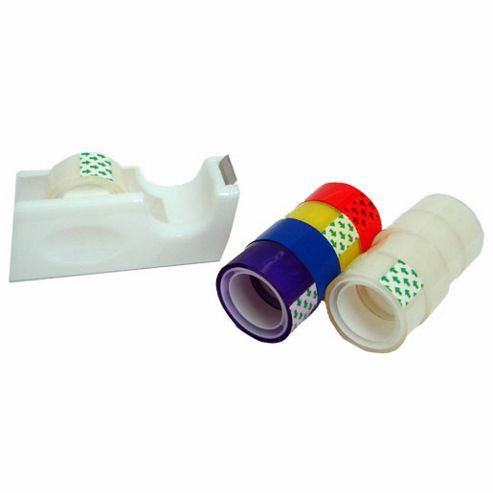 The Entertainer Tape Set