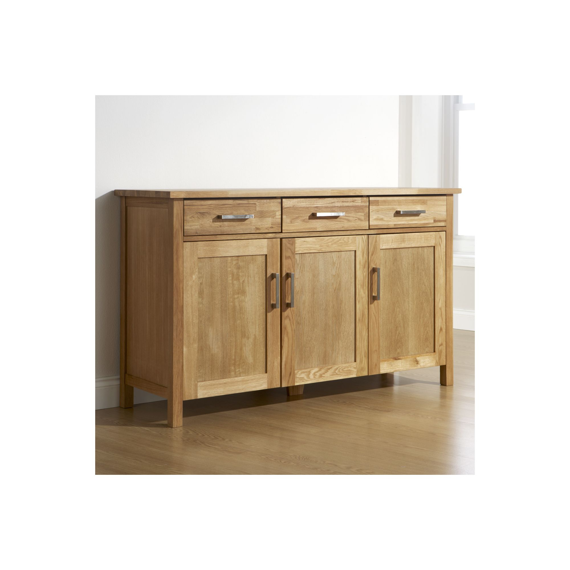 Elements Palace 3 Door Sideboard at Tesco Direct