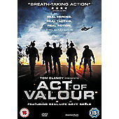 Act Of Valor (DVD)