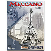 Meccano Eiffel Tower Special Edition Construction Set 6023504