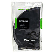 Tunturi Silicone Adult Swimming Cap - Black