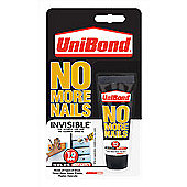 UNIBOND NO MORE NAILS INVISIBLE MINI 40ML