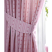 Sweet Heart Curtains 72s