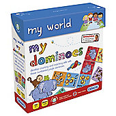 Gibson Games My Dominoes Age 3-7
