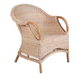 Desser Chyba Occasional Chair - Whitewash