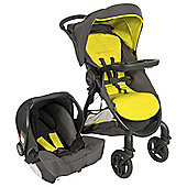 Graco Fast Action Fold Stroller, Lime