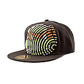 Turtles - Micky, snap back cap, black - Accessories