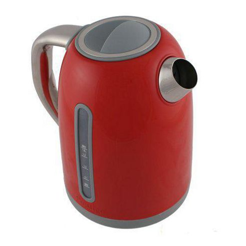 Meyer Prestige 51878 1.5 litre Deco Cordless Jug Kettle-Pillar Box Red