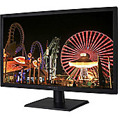 "Hannspree HL 207 DPB 52.6 cm (20.7"") LED Monitor - 16:9 - 5 ms"