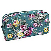 Floral Square Pencil Case
