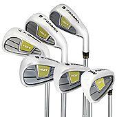 Forgan Of St Andrews Golf Hdt 5-Pw Iron Set - Graphite - Stiff Flex 5-Pw