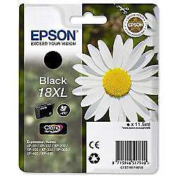 Epson Singlepack Black 18XL Claria Home Ink