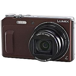 Panasonic DMC-TZ57 Camera Bronze 16MP 20xZoom 3.0LCD FHD 24mm Lumix DC WiFi