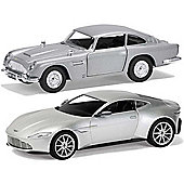 CORGI CC08099 James Bond Aston Martin Twin Pack