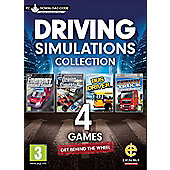 Driving Simulation Collection - Digital Card Download - PC