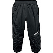 Reusch 360 Protection Gk 3/4 Short - Black