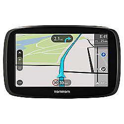 "Tomtom Start 60 M Sat Nav, 6"" Touchscreen, Western Europe Maps with Lifetime Map Updates"
