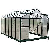 Mercia 12x8 Aluminium Framed Greenhouse