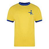 Arsenal 1971 FA Cup Final No11 Shirt - Yellow