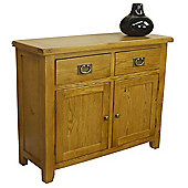 Tucan Oak 2 Door Sideboard
