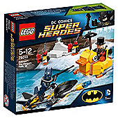 LEGO DC Super Heroes Batman: The Penguin Face off 76010