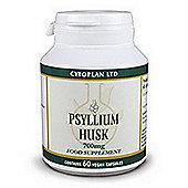 Cytoplan Psyllium Husk Capsules 60 Capsules