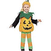 Toddler Little Pumpkin Costume Small