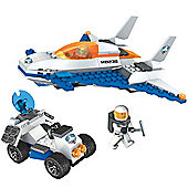 Mega Bloks Blok Squad Space Orbital Mission