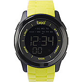Breo Unisex Orb Watch-LimeBlack 10Atm Watch B-TI-ORX57