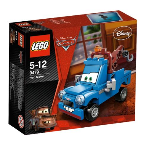 LEGO Disney Cars Francesco Bernoulli 9478