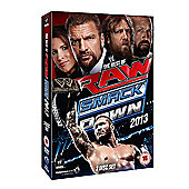 Wwe: The Best Of Raw And Smac