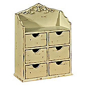 Alterton Furniture 6 Drawer Knicknack