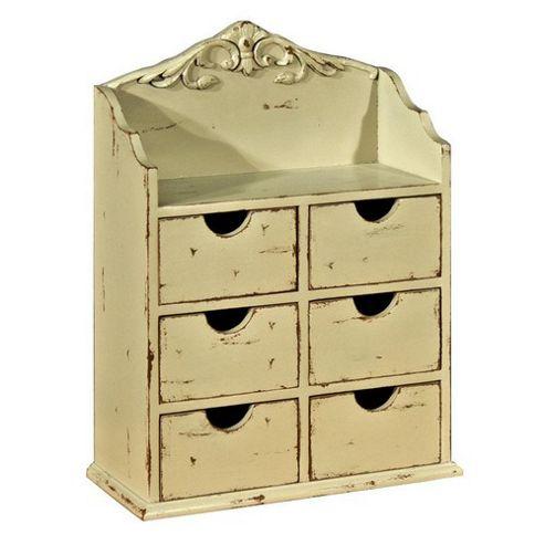 Alterton Furniture 6 Drawer Knicknack