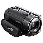 "JVC GZ-GX1 BEK Full HD Camcorder, Black, 10x Optical Zoom, 3.5"" LCD Touch Screen, Wi-Fi"