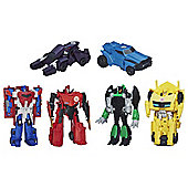 TRANSFORMERS ONE STEP COLLECTION PACK