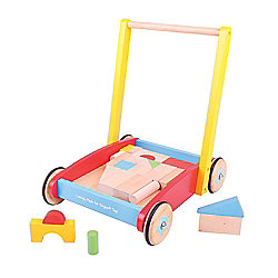 Bigjigs Toys Baby Walker